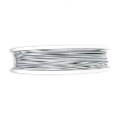 Linka popielata 0,45 mm - 10 m