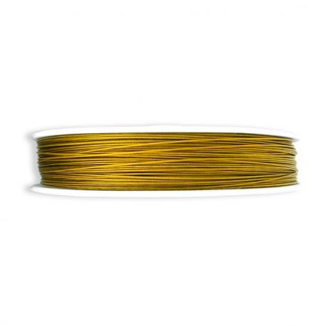 Linka złota 0,45 mm - 10 m