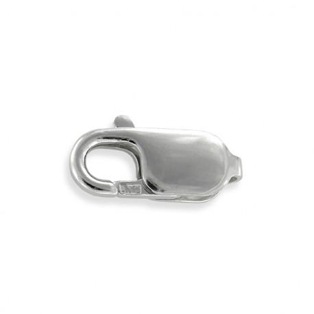 Karabińczyk srebrny CHR13 - 1 szt